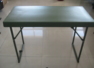 Steel folding table  1200×600×750mm